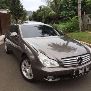 Indium Grey Metalic CLS350 Benz Top Condition