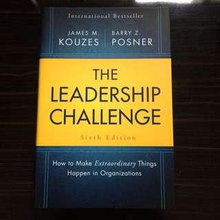 THE LEADERSHIP CHALLENGE | James M. Kouzes & Barry Z. Posner