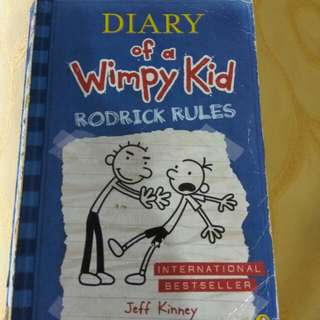 Diary Of A Wimpy Kid,Rodrick rules