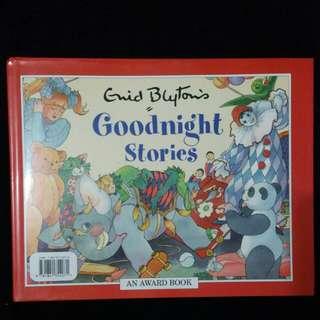 Goodnight Stories by Enid Blyton