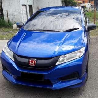 Honda city E-ivtec