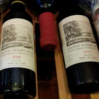 Chateau Duhart Milon  37.5 cl 紅酒 red wine domaine lafite