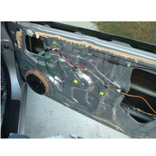 SOUND PROOFING CAR WINDOWS