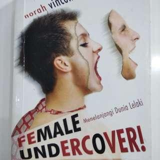 Buku Female Undercover - Norah Vincent