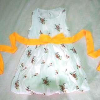 Dress balon baby