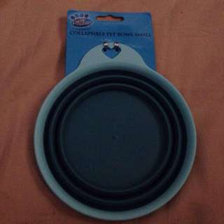 Collapsible Pet Bowl Small
