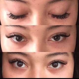 Eyelash extension murah banget promo baca deskripsi yaaa