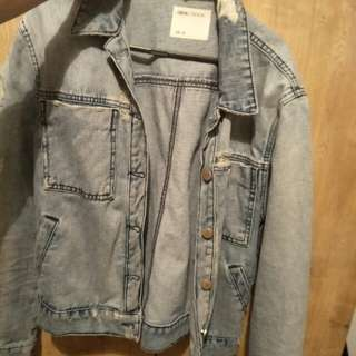 Denim jacket ASOS