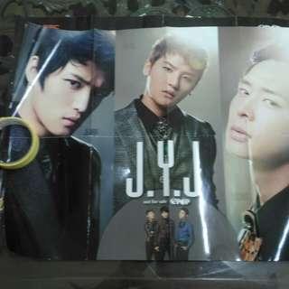 Poster JYJ n B1A4