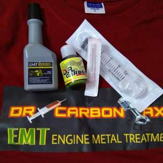 Dr carbon axe dan EMT engine metal treatent
