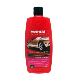 Mothers 07100 California Gold Pure Polish 473mL