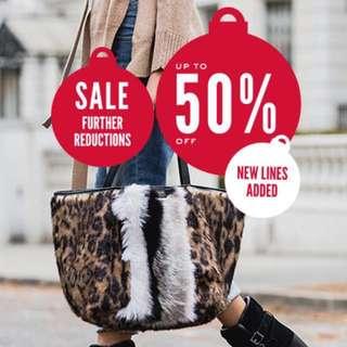 Kurt Geiger 英國代購 up to 60% off Winter Sales