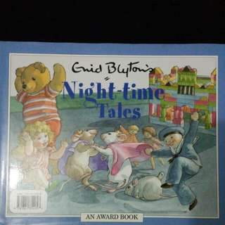Night-time Tales by Enid Blyton