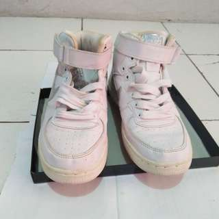 Sneakers nike airforce white kw