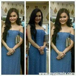 Longdress blue