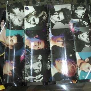 Poster EXO n Beast