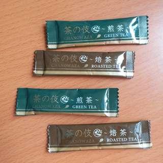 日本煎茶4包
