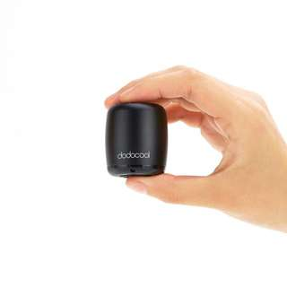 Dodocool Super Mini Bluetooth Speaker with Selfie Shutter