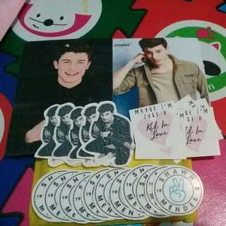 Customized Sticker and Pictures/Polaroid