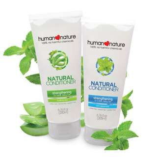 Natural Strengthening Conditioner HUMAN❤NATURE