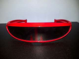 Cyclops design red shades