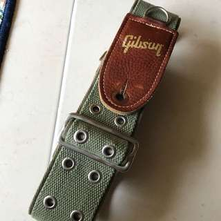 Gibson guitar strap brand new