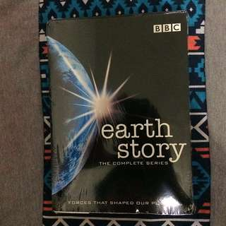 BBC Earth Story The Complete Series