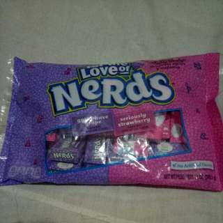 Nerds 340.1 g Grape+Strawberry
