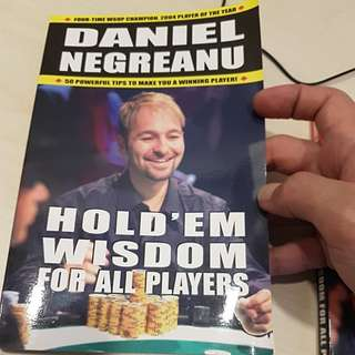 Holdem wisdom for all players