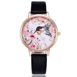 🌻Geneva Fashionable Lady Printed Watch🌻