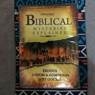 Discovery Channel Biblical Mysteries Explained
