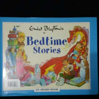 Bedtime Stories by Enid Blyton