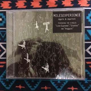 Milesexperience - Again and Against Album