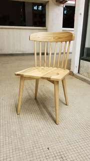 水曲柳實木餐椅共60張