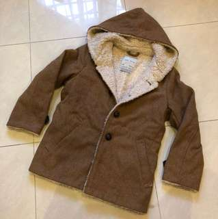ZARA Kids Winter Coat