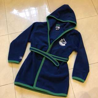 NHL Kids Bathrobe