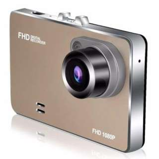 Full HD 1080 Car Camcorder