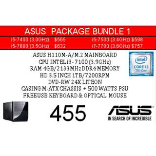 Asus Package Bundle 1