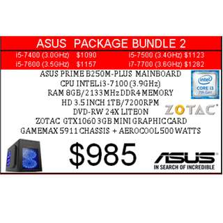 Asus Package Bundle 2