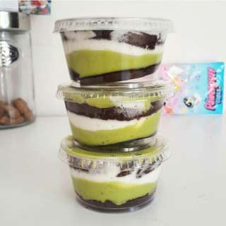 Avocado Brownies Surabaya