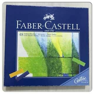 FABER-CASTELL Soft pastels