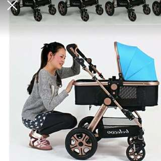 Belecoo Stroller