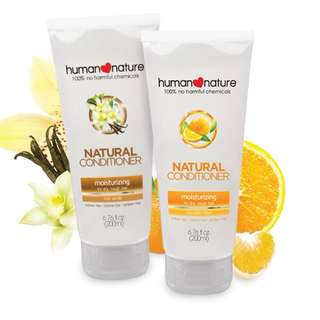 Moisturizing Conditioner by HUMAN❤NATURE