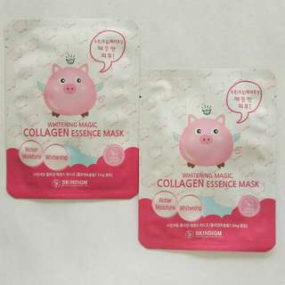 Collagen Whitening Mask