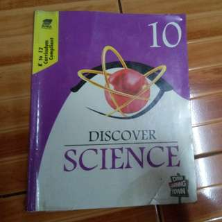 Discover Science K to 12