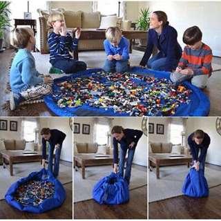 LEGO storage bag mat