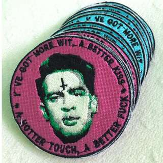 P!ATD Brendon Urie patches