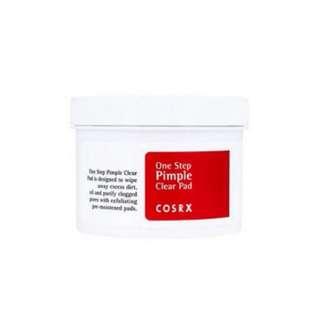 #shareinjar Cosrx one step pimple pad