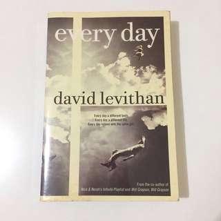 Everyday - David Levithan