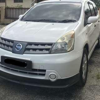 CNY Promo Nissan Grand Livina (MPV)